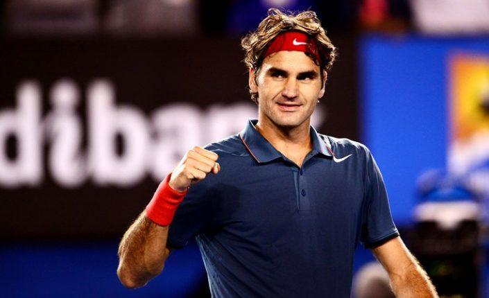 Роджер Федерер: «Мы с Мишей заставили друг друга показать хороший теннис»